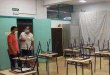 Jorge Rodríguez es reuneix dilluns amb les direccions de tots els centres educatius per ultimar l'inici de curs