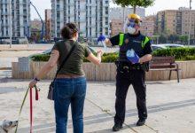 Mislata incorpora a set nous agents de Policia Local des de l'inici de la pandèmia