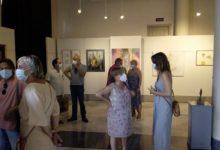 Cultura prorroga un mes la IX Mostra de pintors i escultors xativins a causa de l'èxit de públic