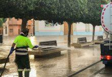 Alfafar s'uneix amb Sedaví i Llocnou per a reforçar els treballs de desinfecció