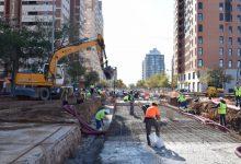 Impulso a la red de Metrovalencia: más de 26 millones para la Línea 10