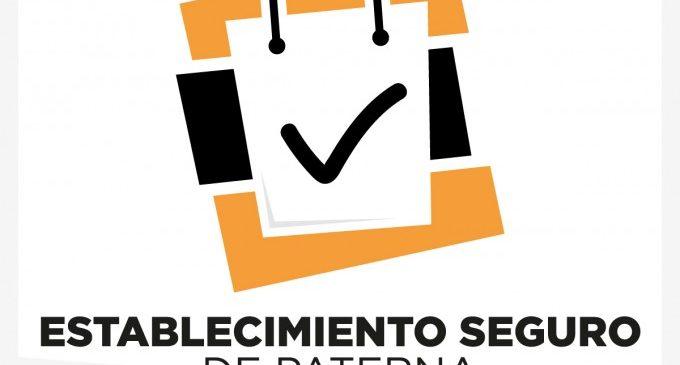 L'Ajuntament crea el Segell Establiment Segur Paterna que verifica a aquells locals de la ciutat protegits enfront de la COVID-19