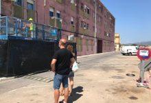 Avancen les obres de millora en l'edifici d'habitatges públics de Massamagrell