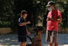 Enfront de l'abandó d'animals a l'estiu, conscienciació dels més menuts
