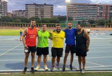 9 medalles en el campionat autonòmic per als llançadors de Juanvi Escolano