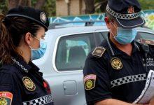 La Policia Local de València ha posat des del mes de juliol 10.646 denúncies per no portar mascareta