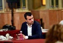 Mompó es el nuevo portavoz del grupo popular en la Diputación tras ser elegido presidente provincial del PP
