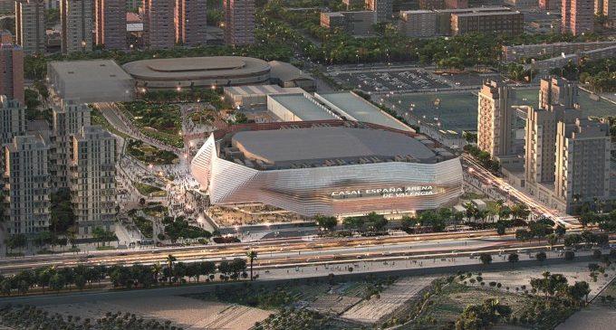 """El pavelló Arena impulsat per Roig inclou el nom de la ciutat en la seua designació i eleva """"la seua notorietat"""""""