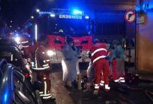 Ferides deu persones en l'incendi d'un habitatge de Xirivella