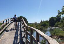 Localizan a una niña que había desaparecido en el río Turia arrastrada por la corriente