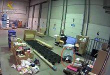 Set detinguts per perpetrar uns 80 robatoris de camions i naus industrials a Madrid, C-LM i València