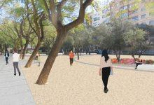L'Ajuntament licita la remodelació del parc Manuel Granero de Russafa amb un pressupost de 600.000 euros