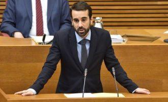 """Muñoz: """"El Consell de Ximo Puig és el govern autonòmic que ha donat més ajudes a l'hostaleria, enfront dels 0 euros del PP a Madrid"""""""