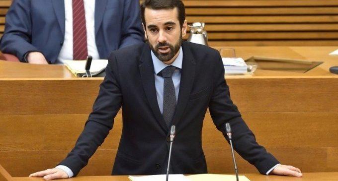 """Muñoz: """"El Govern de Pedro Sánchez ha construït un dic de contenció a les polítiques d'abandó i discriminació del PP amb la Comunitat"""""""