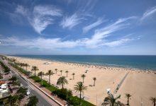 La platja de Gandia rep el certificat Safe Tourism