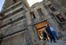 Visiten les obras de Torre dels Pares de Gandia