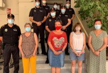La Policia Local de Benetússer es reforça amb la incorporació de 5 nous agents