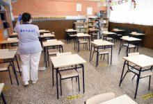 Paiporta reforça la neteja i desinfecció dels centres educatius per al començament del nou curs escolar