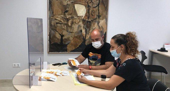 Massamagrell realiza un programa nutricional para familias en riesgo de exclusión social