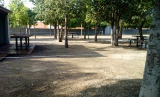 Més d'un centenar de persones gaudeixen dels nous paellers de Monte Alto de Benetússer