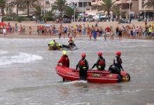 Rescatan el cuerpo de un hombre flotando en el agua en Puerto de SaguntoRescatan el cuerpo de un hombre flotando en el agua en Puerto de Sagunto