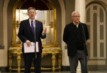 Puig accepta una comissió amb València enfront del virus