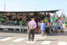 Quart de Poblet devuelve las tasas del mercado ambulante de 2020