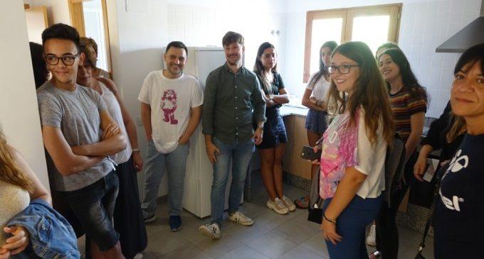 La residència per a l'estudiantat universitari d'Ontinyent esgota la totalitat de places i obri llista d'espera