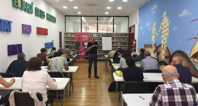 La Biblioteca Municipal d'Aldaia represa la seua programació d'activitats participatives