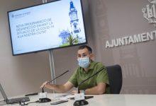 L'Ajuntament de València incrementa els equips de neteja i desinfecció fins a final del 2020 per a previndre la covid-19