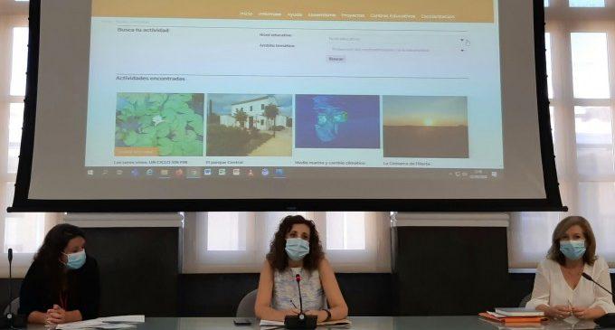 El Ayuntamiento de València ofrece a los centros escolares 160 proyectos educativos