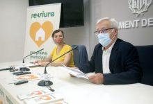 L'Ajuntament de València activa el programa Reviure per fomentar la reforma i el lloguer assequible de vivenda buida