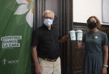 Ribó convida la ciutadania a col·laborar en la lluita contra el càncer, que en aquesta ocasió es realitzarà amb vidrioles digitals