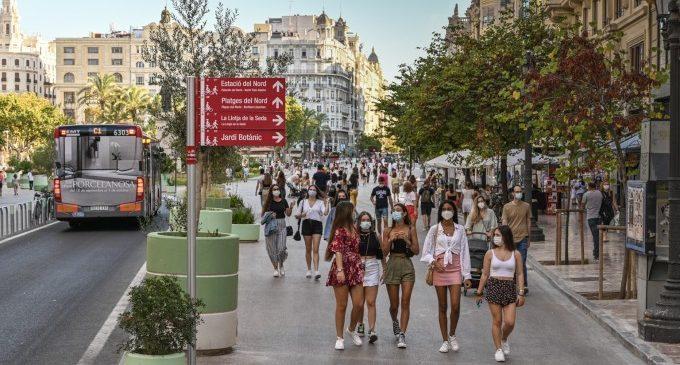València fomentarà la mobilitat per als vianants i ciclista en la nova Setmana Europea de la Mobilitat Sostenible