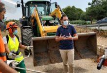 Una brigada professional s'encarregarà del desbrossament de camins rurals i espais agrícoles