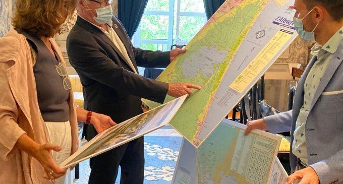 Joan Ribó reclama al govern central una solució al problema hídric de l'Albufera i la regressió de les platges del Sud