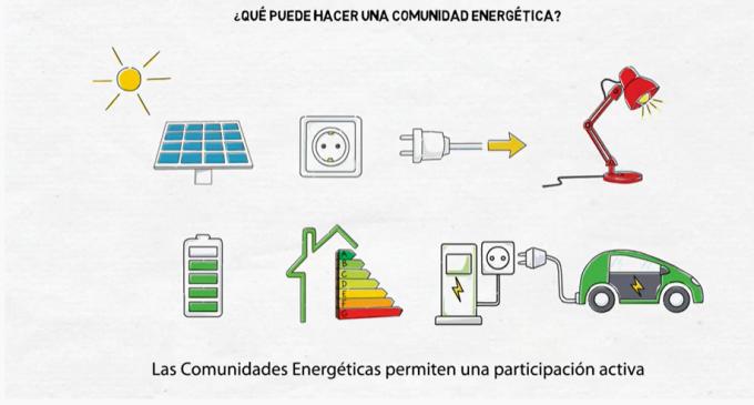 120 familias se interesan para formar parte de las dos primeras comunidades energéticas de valència
