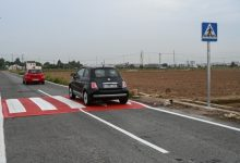 Mobilitat Sostenible realitza millores per a vianants en Carpesa i Benimàmet