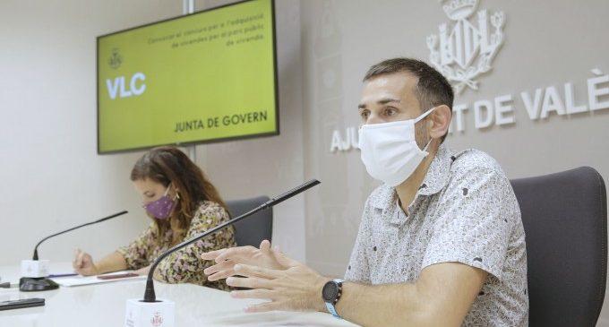 València inverteix 900.000 euros per millorar la qualitat de 6.600 LED a Russafa, Ciutat Vella i Massarrojos