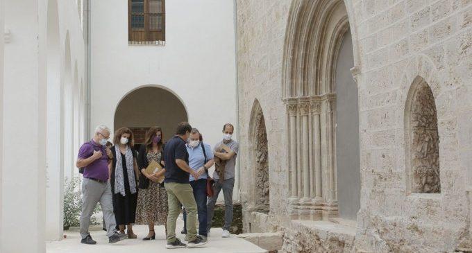 Concluyen las catas arqueológicas de Sant Vicent de la Roqueta, que han supuesto una inversión de casi 500.000 euros