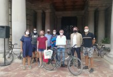 L'Ajuntament reconeix la labor de l'associació València en bici - Acció Ecologista Agró