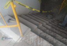 València millora l'accessibilitat de les escales del túnel de Germanies