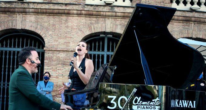 El I Festival Iturbi reuneix els pianistes Javier Perianes, Gustavo Díaz-Jerez, Marta Zabaleta i Josu de Solaun
