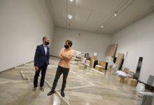 El Centre del Carme interpreta el canvi de rol d'una sala d'exposicions pel d'un apartament
