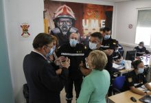 Ximo Puig destaca que el 'treball extraordinari' de la unitat militar de vigilància epidemiològica és un exemple de la col·laboració eficaç entre institucions en la lluita contra la COVID-19
