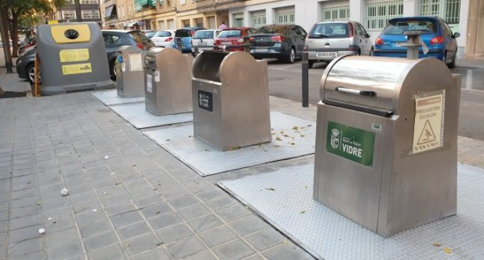 Quart de Poblet inverteix 48.254 euros en l'adequació dels contenidors soterrats