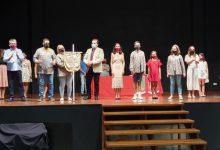 El col·lectiu faller de Sueca celebra el primer acte oficial després de la pandèmia