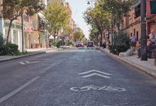 L'avinguda Camí Nou de Xirivella, premiada en la Setmana Europea de Mobilitat