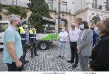 Gandia compta des de hui amb un camió per combatre plagues en grans superfícies