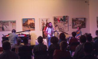 El Godejazz 2020 s'estrena amb el públic rendit a Antonio Lizana